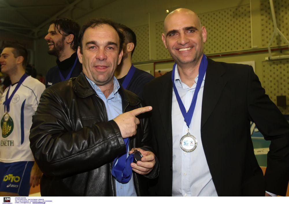 Νίκος Χιωτάκης - Κώστας Αρσενιάδης