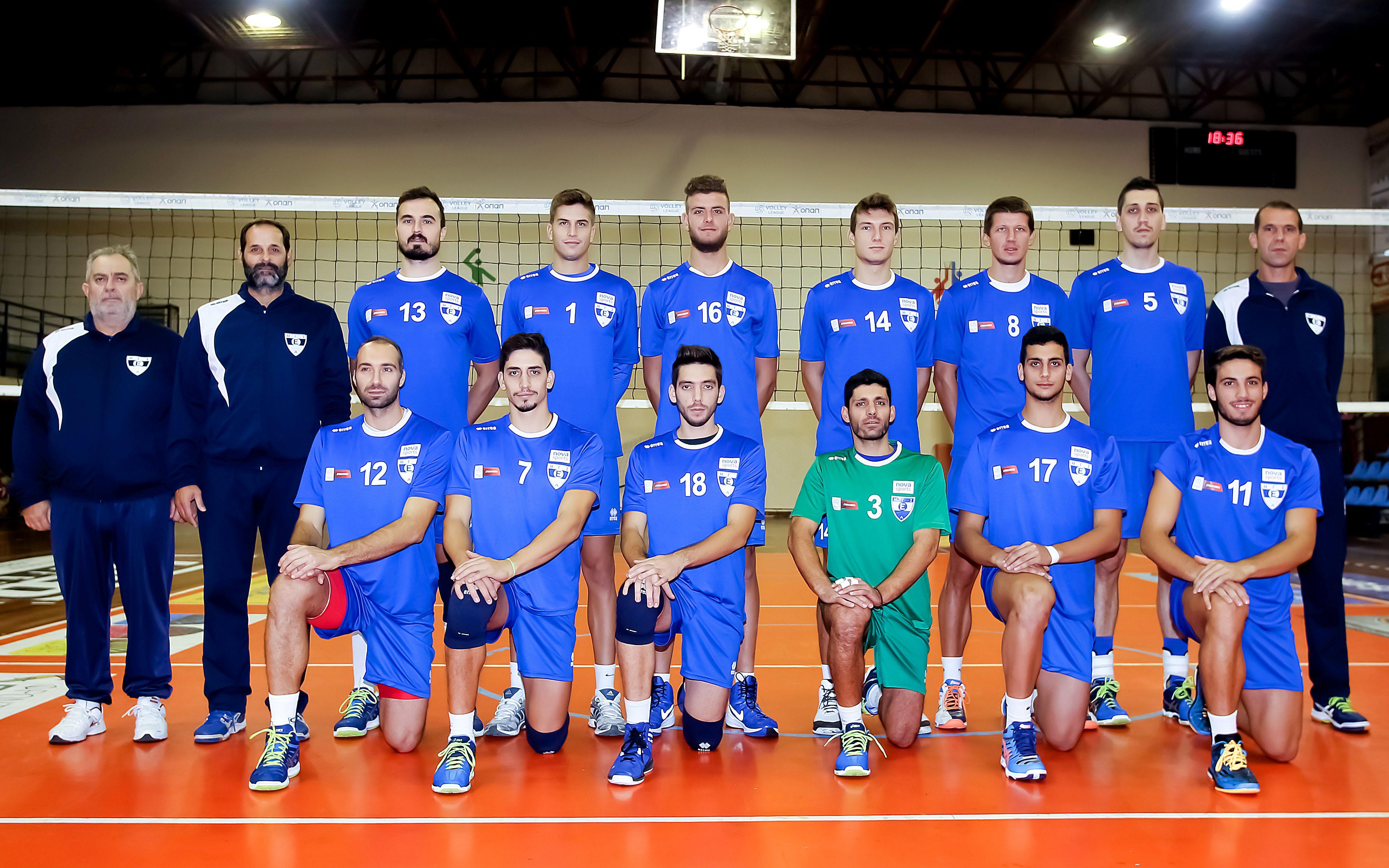 M.Γ.Σ.Εθνικός Αλεξανδρούπολης 2015-16