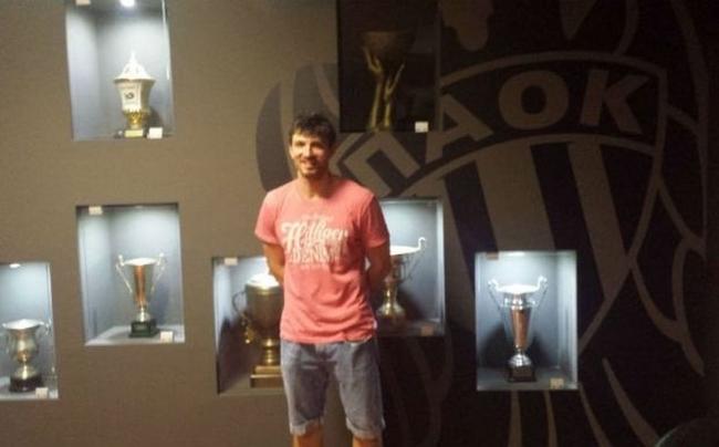 Σαφράνοβιτς: «Αφιερωμένο στην ομάδα και στους συμπαίκτες μου»