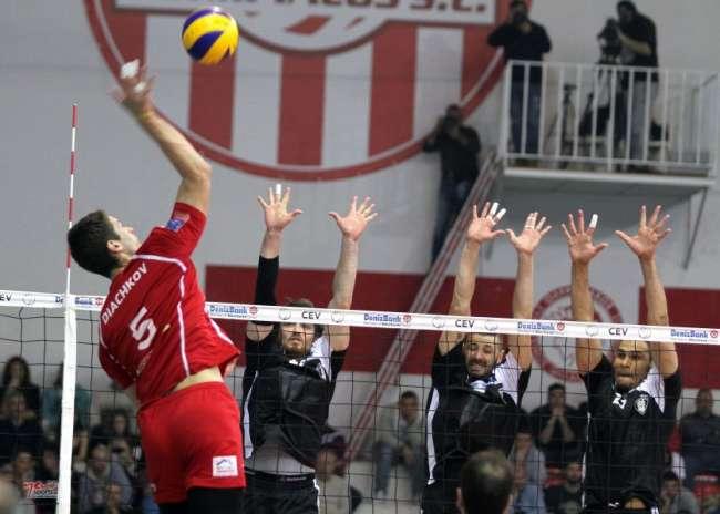Ολυμπιακός - ΠΑΟΚ (2ος τελικός, 26/5, 17.00, Novasports 4)