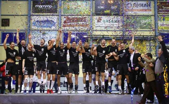 Ένας χρόνος από την κατάκτηση του Κυπέλλου Ελλάδας!