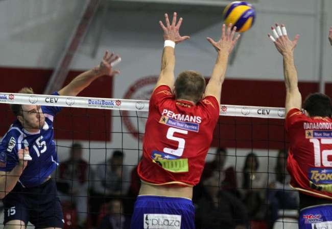 Φοίνικας Σύρου - Ολυμπιακός (21η αγωνιστική, 28/3, 19.00, Novasports-1)