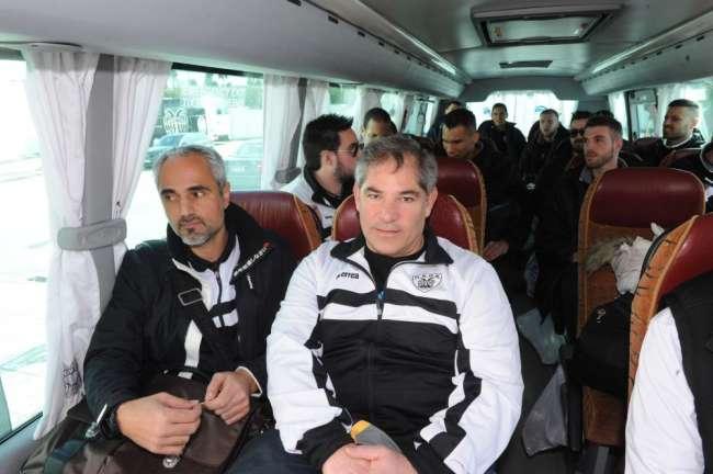 Παντακίδης: «Διακαής πόθος το Κύπελλο»