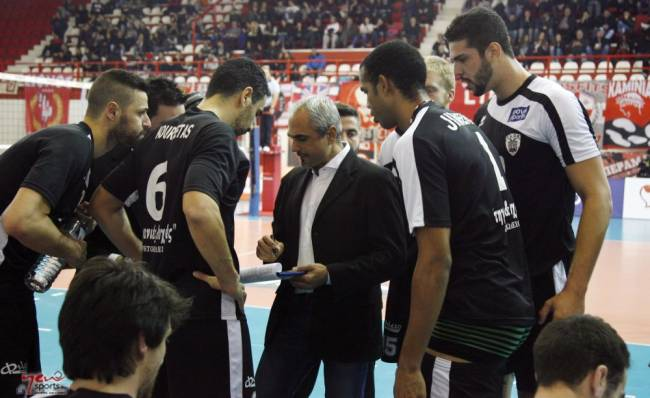 Καλμαζίδης: «Το μυαλό μας στο Κύπελλο με τον Εθνικό»