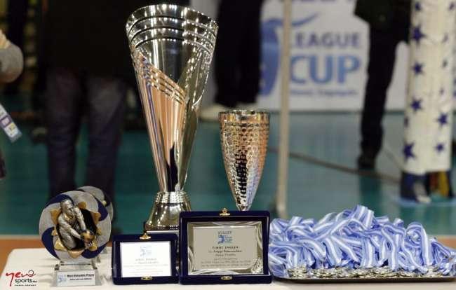 """League Cup """"Νίκος Σαμαράς"""": Το πρόγραμμα των ημιτελικών και του τελικού"""
