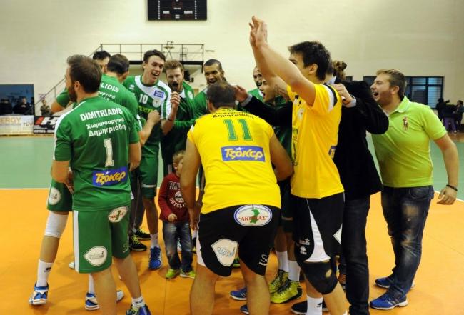 Η Ορεστιάδα 3-2 τον Φοίνικα Σύρου στον αγώνα των ανατροπών