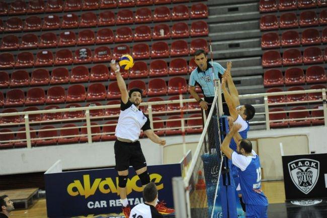 Ο ΠΑΟΚ 3-1 τον Εθνικό Αλεξανδρούπολης