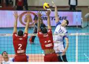 Ο Ολυμπιακός ηττήθηκε 3-1 από την Ούγκρα Σουργούτ και αποκλείστηκε