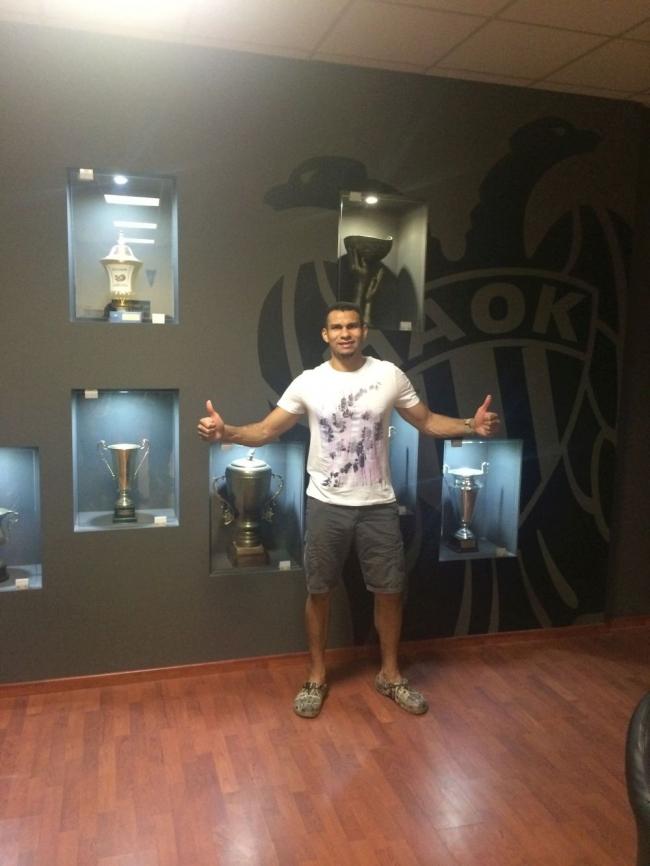 Ερνάντο Γκόμεζ: «Θέλω να είμαι πάντα πρωταθλητής»