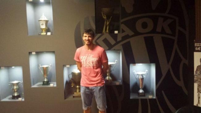 Παίκτης του ΠΑΟΚ ο Σαφράνοβιτς