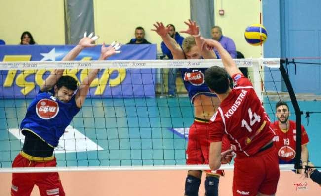 Ο Ολυμπιακός 3-1 τον Φοίνικα Σύρου και έκανε το μπρέικ