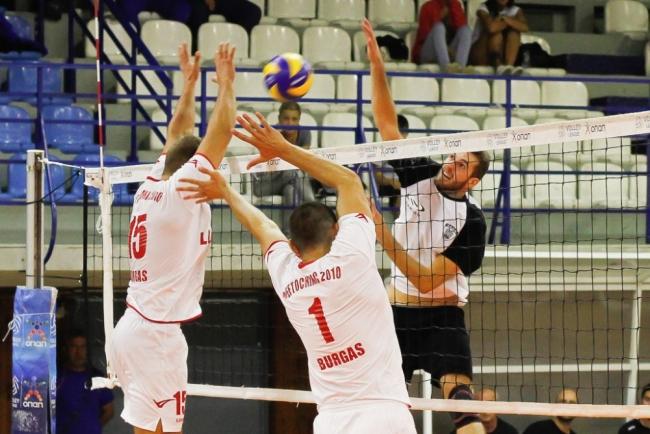 Ο ΠΑΟΚ 3-0 την βουλγαρική Μπουργκάς Λουκόιλ