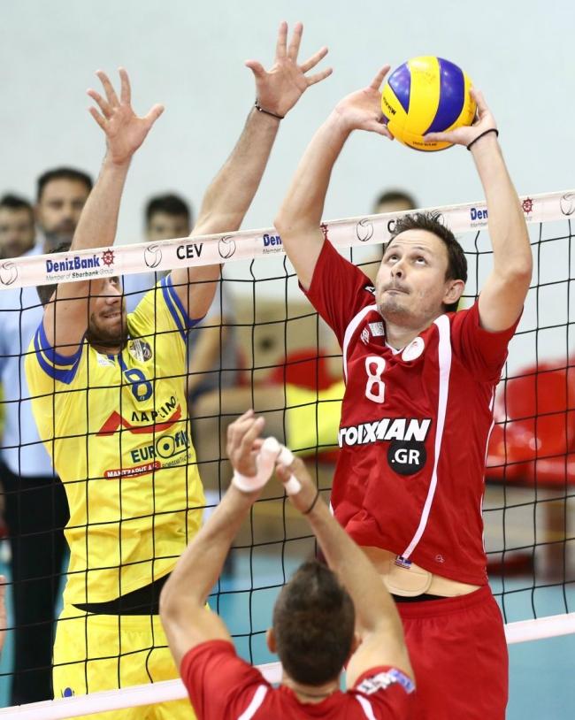 Παμβοχαϊκός - Ολυμπιακός (12η αγωνιστική, 10/1, 19.00, Novasports-3)